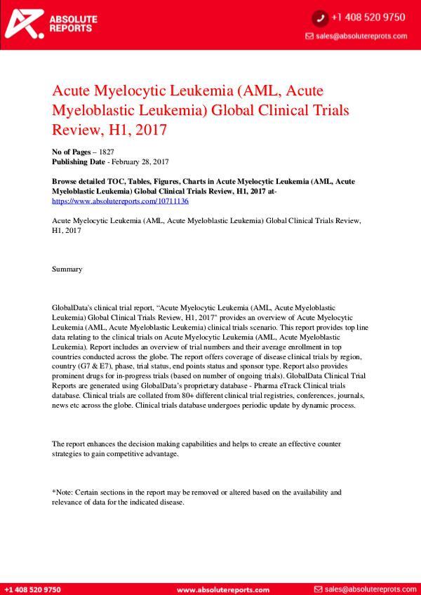 Acute-Myelocytic-Leukemia-AML-Acute-Myeloblastic-L