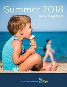 Lac Ste. Anne County Summer Fun Book