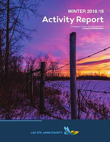 Lac Ste. Anne County Activity Report