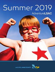 Lac Ste. Anne County Summer Fun Book