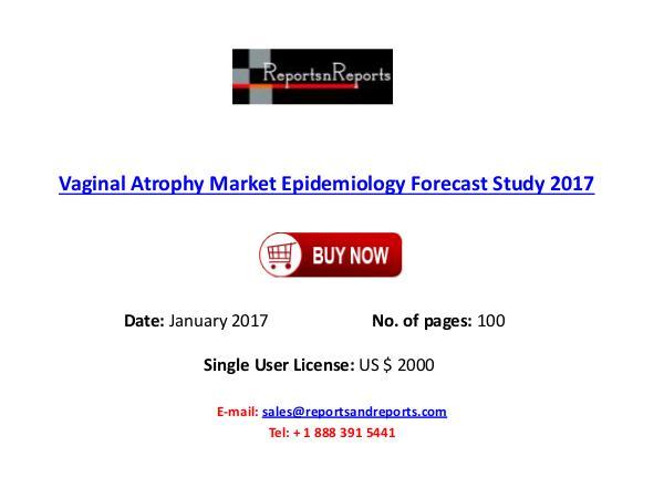 Vaginal Atrophy Market Size, Share, Industry Analysis, Strategies and Vaginal Atrophy Market