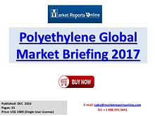 Polyethylene Global Market Research Scope, Commercial Analysis