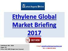 Global Ethylene Market Overview Report 2017