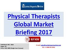 Global Physical Therapists Market Overview Report 2017