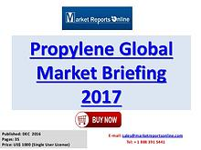 Global Propylene Industry Report Services 2017