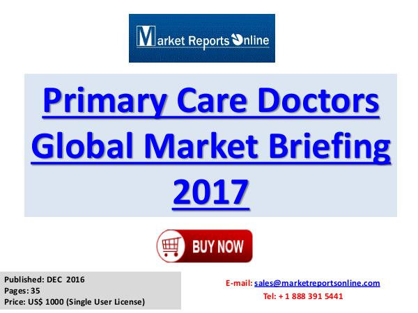 Insulation Board Industry Business Trends and Top Key players Primary Care Doctors Global Market Briefing 2017