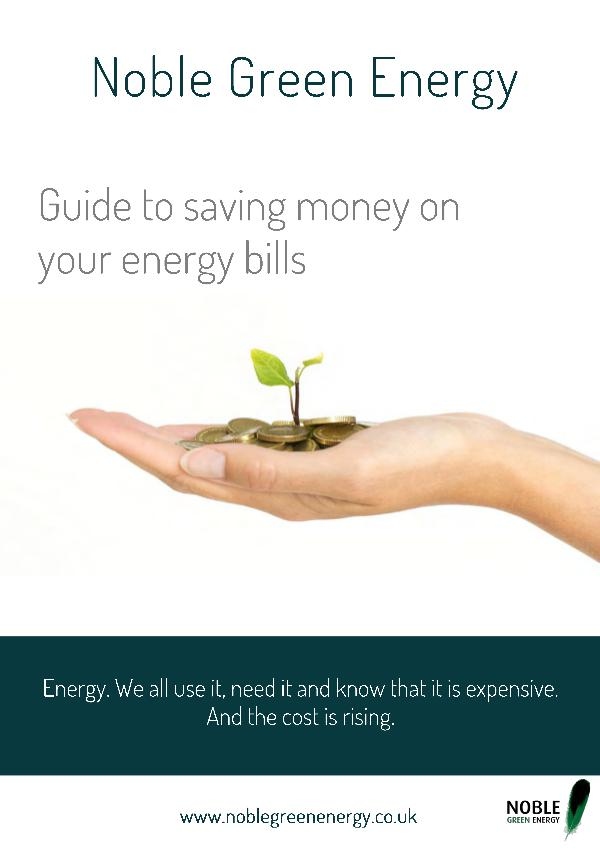 Noble Green Energy - Business Energy Saving Guide NGEMK-L002-Energy saving guide ebook FINAL