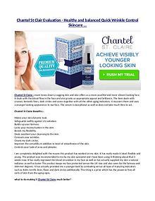 Chantel St Claire