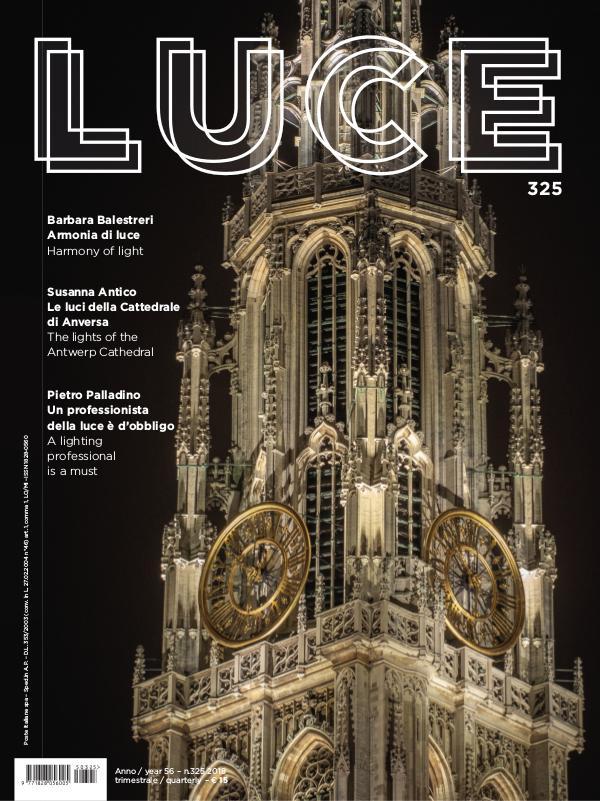 LUCE estratti LUCE 325 _Antico_Cattedrale di Anversa