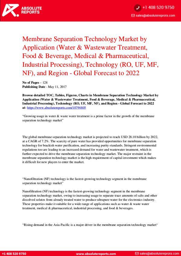 Automotive Membrane-Separation-Technology-Market-by-Applicati