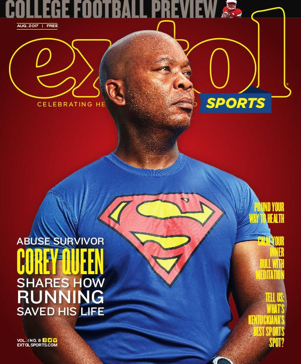 Extol Sports August 2017