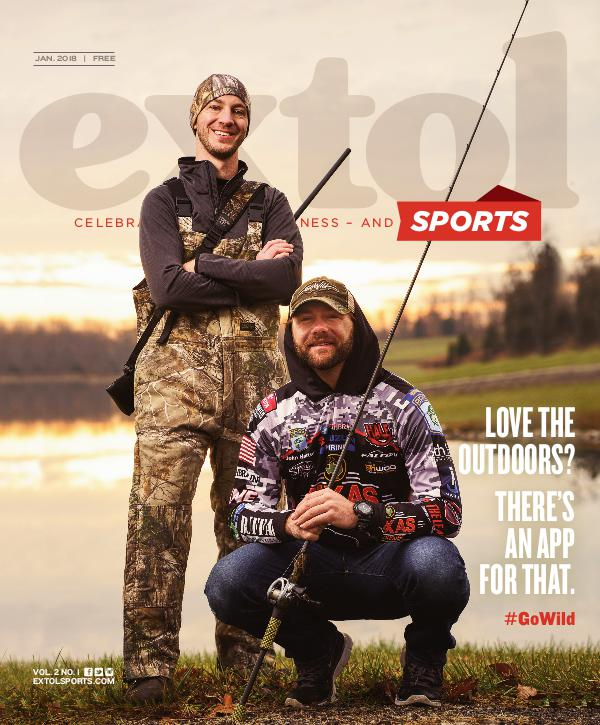 Extol Sports January 2018