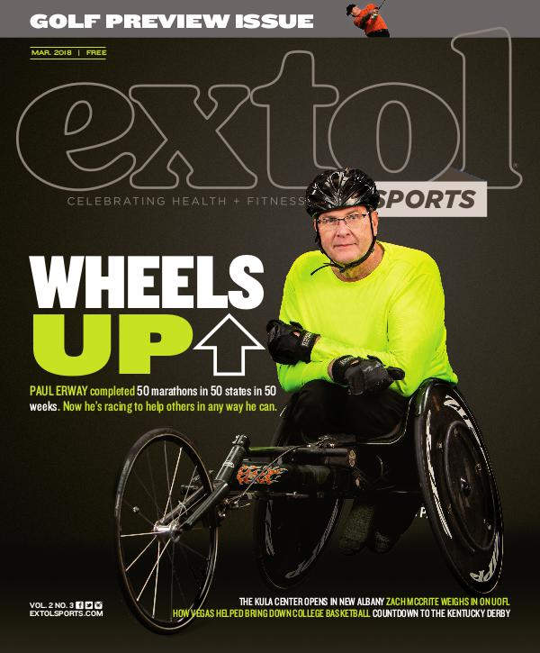 Extol Sports March 2018