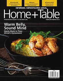 Home and Table Magazine
