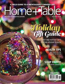 Home and Table Magazine: Greater Philadelphia Edition