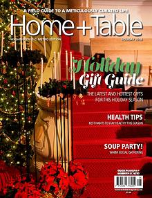 Home and Table Magazine: Washington D.C. Metro Edition