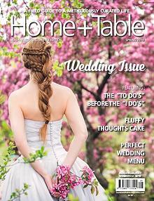 Home and Table Magazine: Washington D.C. Metro Edition