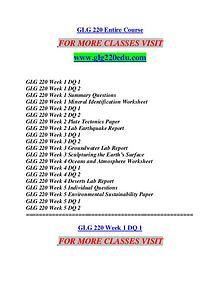 GLG 220 EDU  Motivated Minds/glg220edu.com