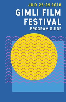 Gimli Film Festival Program 2018