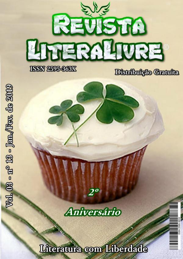 Revista LiteraLivre 13ª edição