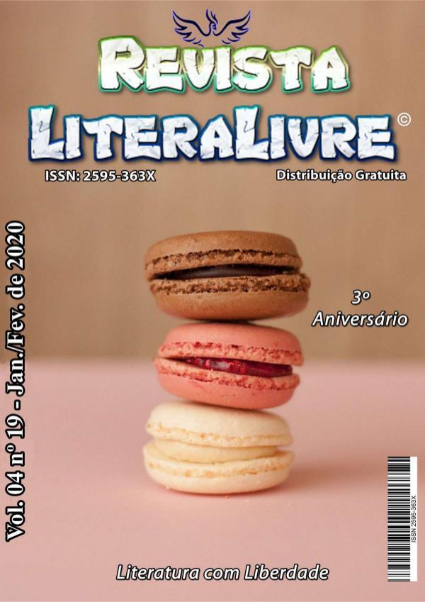 Revista LiteraLivre 19ª edição