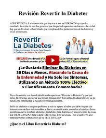 Revertir La Diabetes PDF / Tipo 2 De Sergio Russo