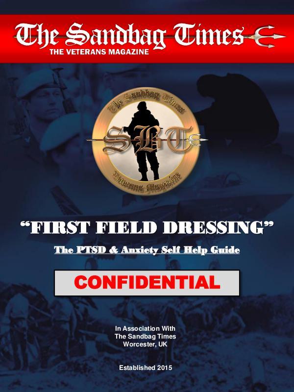 First Field Dressing First Field Dressing - SBT