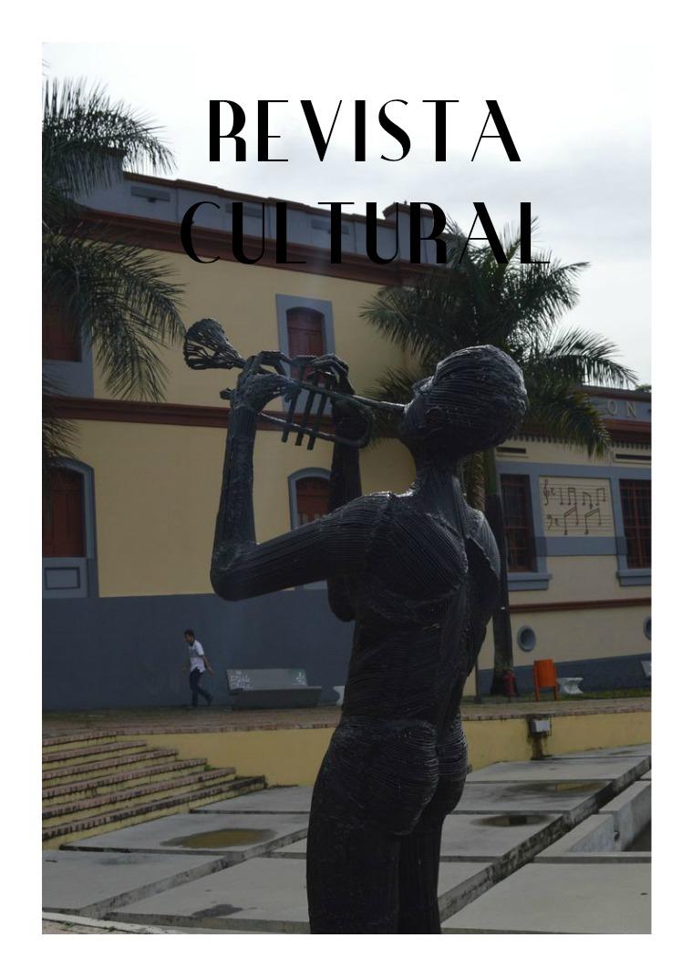 Revista Cultural REVISTA CULTURAL