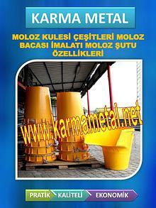 KARMA METAL Moloz kulesi cesitleri moloz bacasi ozellikleri