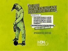 Promoción de los DDHH de las personas privadas de libertad