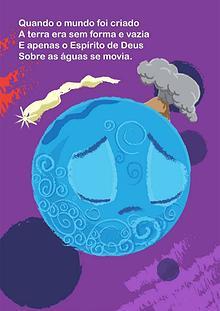 A Criação | Washington Souza. Ilustrações de William Soares
