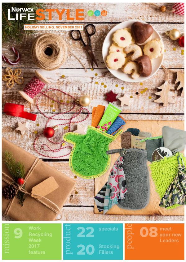 Norwex AUS NZ LifeStyle Magazine November_Lifestyle_flip