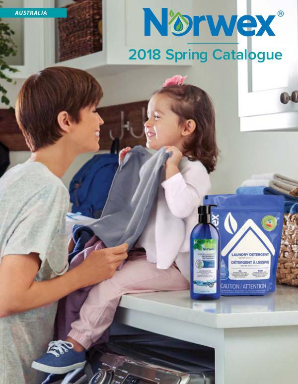 S9618a 2018 Norwex Australian Catalogue s9618b_Spring_Catalogue_AUS_flip