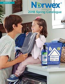 S9618a 2018 Norwex Australian Catalogue