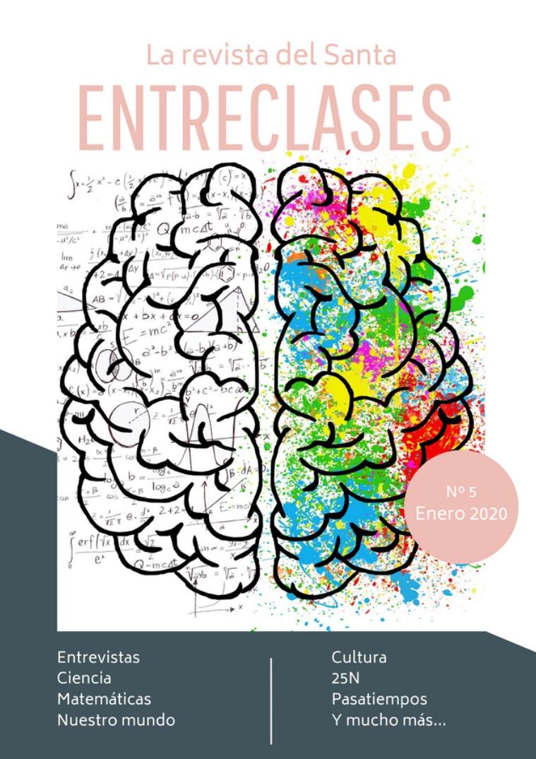 Revista EntreClases Nº 5. Enero 2020