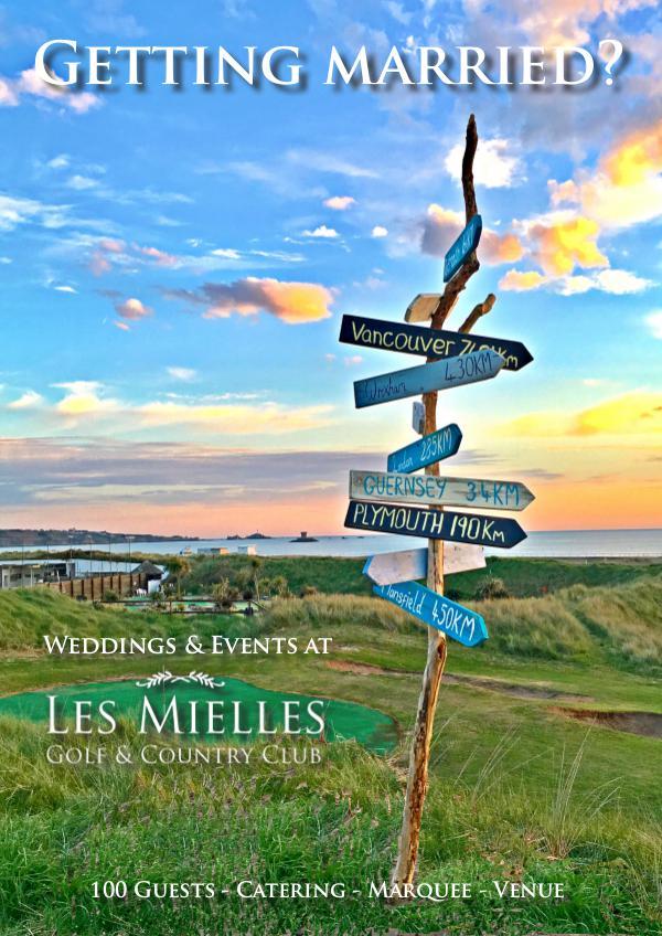 Les Mielles Weddings Package Wedding package 2017