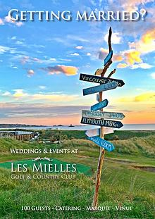 Les Mielles Weddings Package