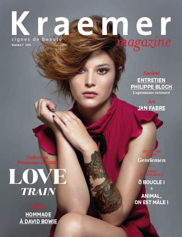 Magazine Kraemer KRAEMER MAGAZINE 07