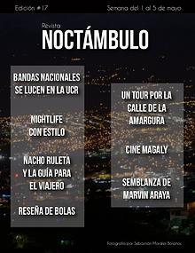 Revista Noctámbulo