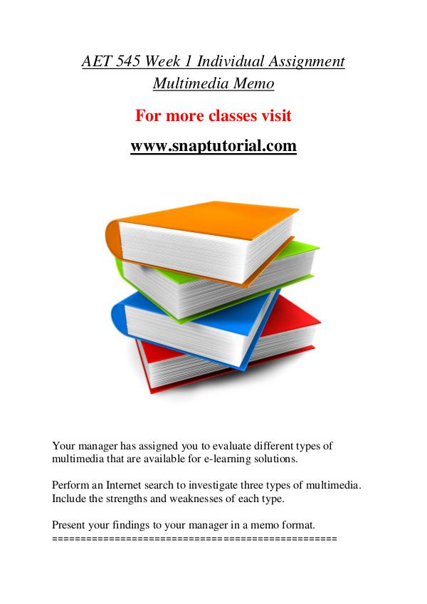 AET 545 help A Guide to career/Snaptutorial AET 545 help A Guide to career/Snaptutorial