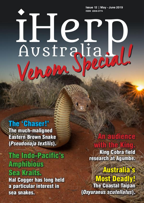 iHerp Australia Issue 12