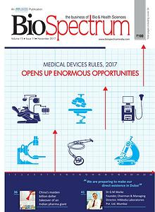 BioSpectrum India Magazine November issue