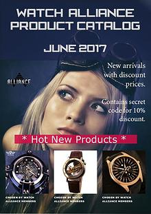 Watch Alliance Catalog June 2017