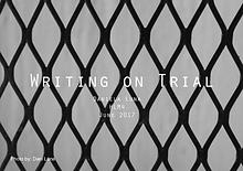 Writing on Trial