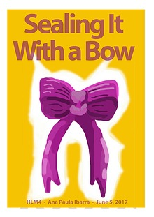 """Final Portfolio - """"Sealing It With a Bow"""""""