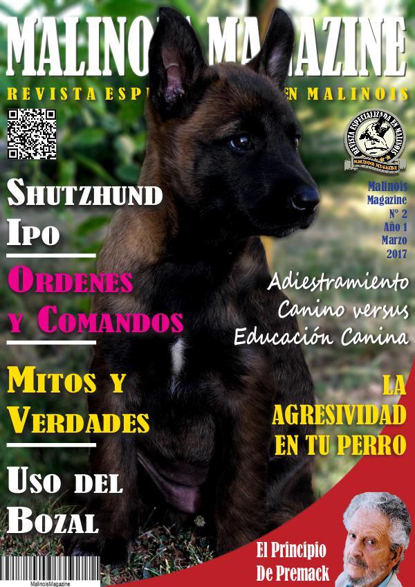 Malinois Magazine N° 2 MARZO 2017