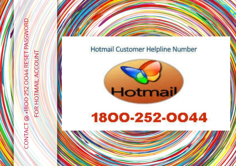 Contact +18OO-252-OO44 Reset Password For Hotmail Account D!@L 18OO252OO44Reset Password For Hotmail Account
