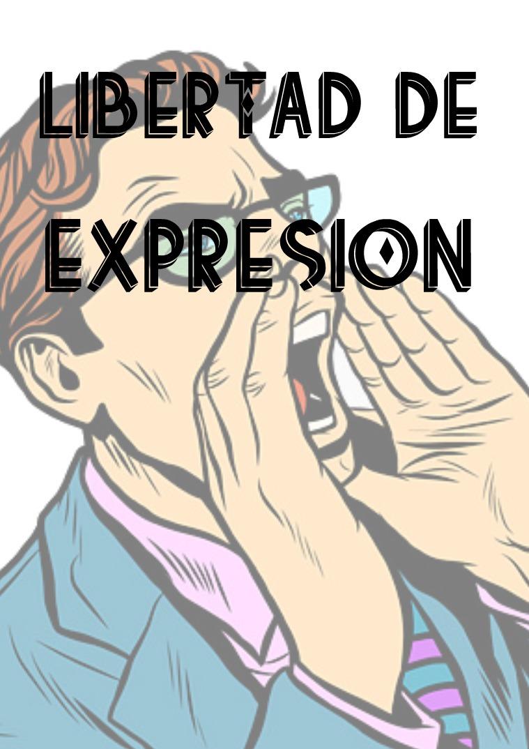 Liberta de expresion 1