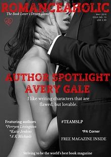Romanceaholic Magazine