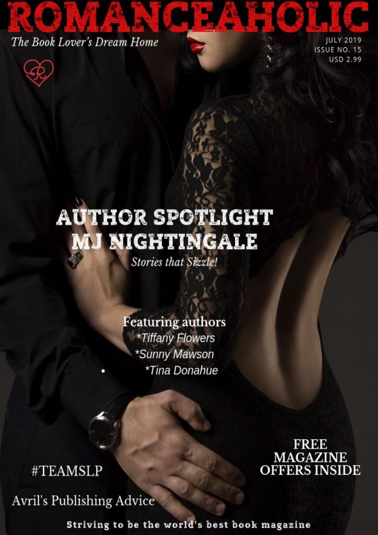 Romanceaholic Magazine 15th Issue